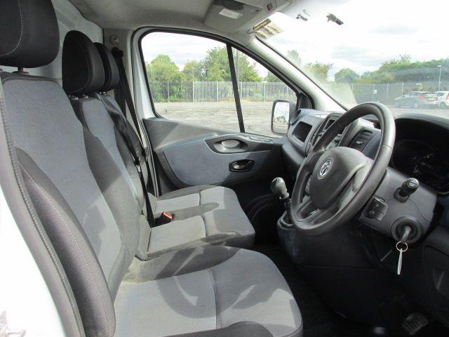 2014 Vauxhall Vivaro 2900 Cdti 5DR (142D19294) Image 11