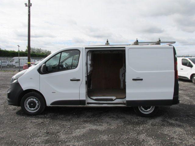 2014 Vauxhall Vivaro 2900 Cdti 5DR (142D19294) Image 9