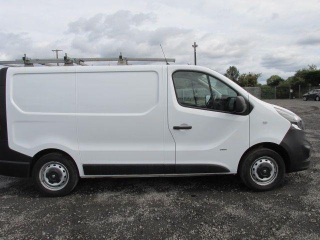 2014 Vauxhall Vivaro 2900 Cdti 5DR (142D19294) Image 2