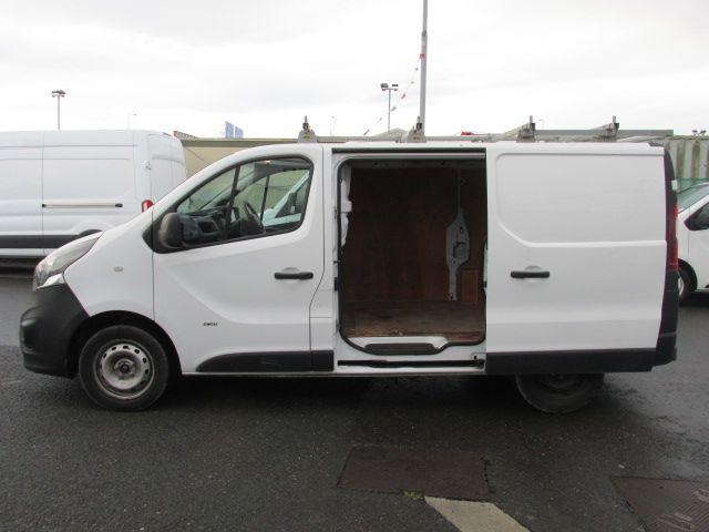 2014 Vauxhall Vivaro 2900 Cdti 5DR (142D19345) Image 5