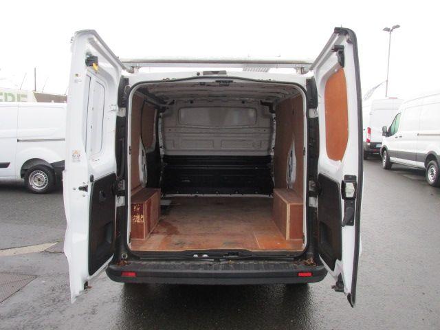 2014 Vauxhall Vivaro 2900 Cdti 5DR (142D19345) Image 9