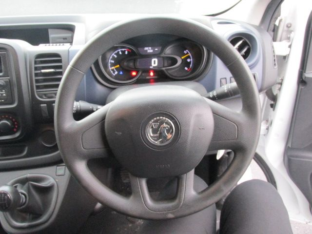 2014 Vauxhall Vivaro 2900 Cdti 5DR (142D19345) Image 15