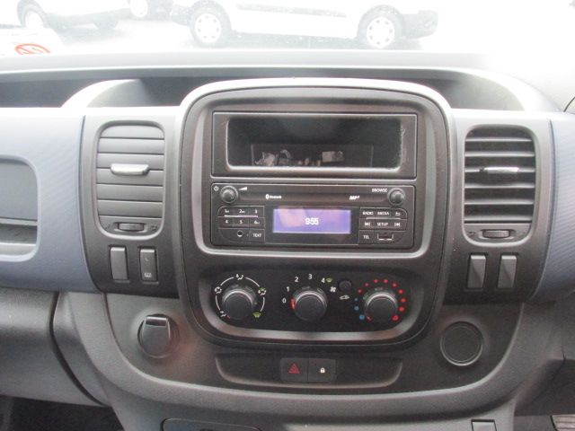 2014 Vauxhall Vivaro 2900 Cdti 5DR (142D19345) Image 16