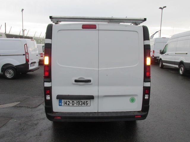 2014 Vauxhall Vivaro 2900 Cdti 5DR (142D19345) Image 8