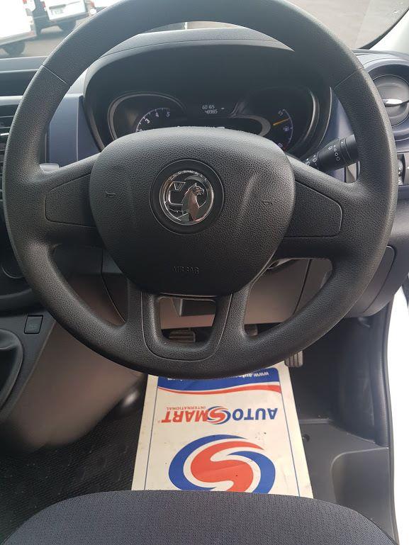 2014 Vauxhall Vivaro 2900 L1H1 CDTI P/V (142D19351) Image 5