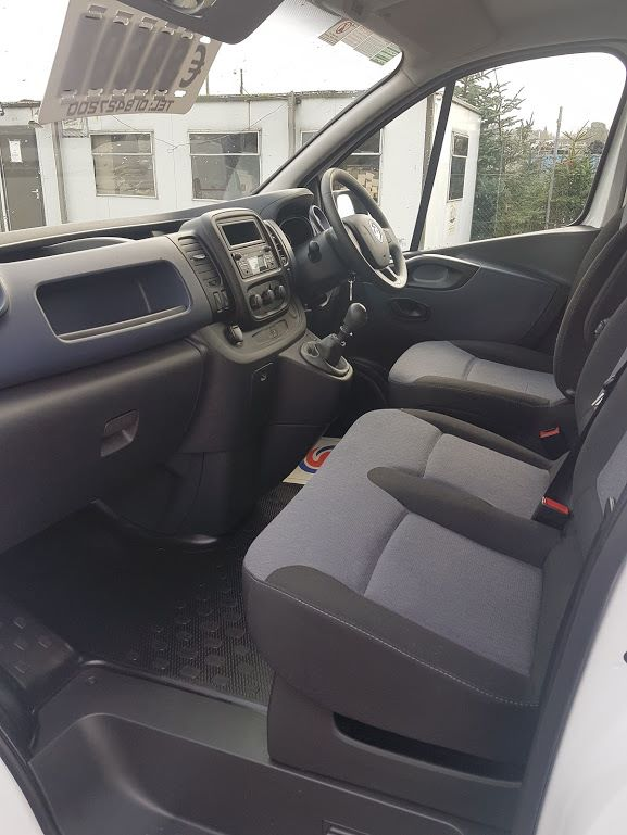 2014 Vauxhall Vivaro 2900 L1H1 CDTI P/V (142D19351) Image 14