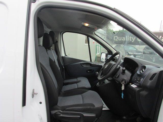 2014 Vauxhall Vivaro 2900 Cdti 5DR (142D19355) Image 13