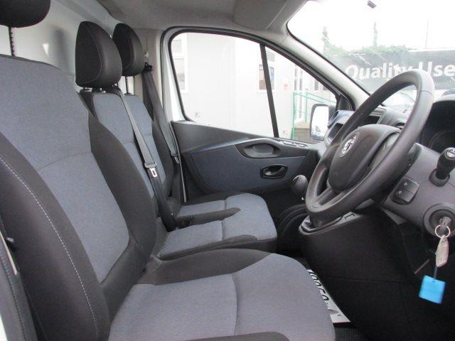 2014 Vauxhall Vivaro 2900 Cdti 5DR (142D19355) Image 14