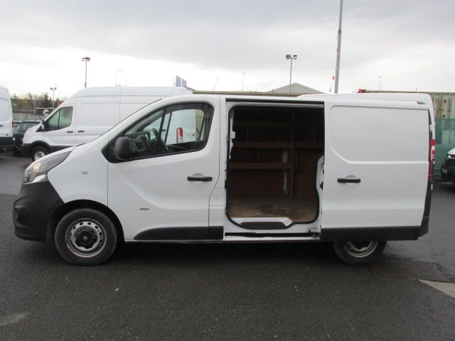 2014 Vauxhall Vivaro 2900 Cdti 5DR (142D19355) Image 5