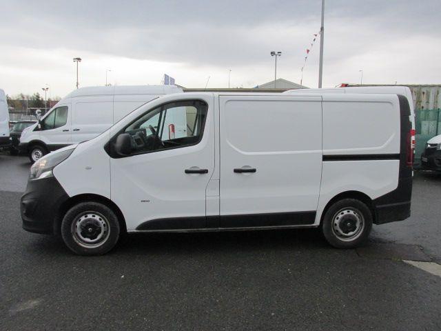 2014 Vauxhall Vivaro 2900 Cdti 5DR (142D19355) Image 4