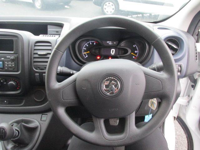 2014 Vauxhall Vivaro 2900 Cdti 5DR (142D19355) Image 16