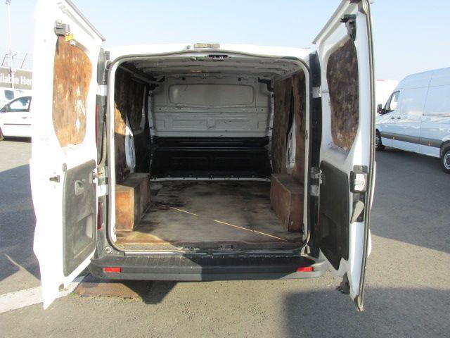 2014 Vauxhall Vivaro 2900 L1H1 CDTI P/V (142D19372) Image 8