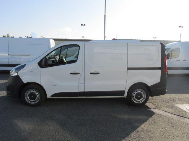2014 Vauxhall Vivaro 2900 L1H1 CDTI P/V (142D19372) Image 4