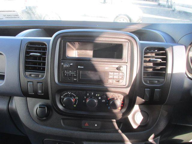 2014 Vauxhall Vivaro 2900 L1H1 CDTI P/V (142D19372) Image 11