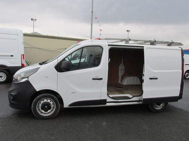 2014 Vauxhall Vivaro 2900 Cdti 5DR (142D19373) Image 5