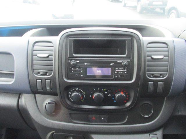 2014 Vauxhall Vivaro 2900 Cdti 5DR (142D19373) Image 16