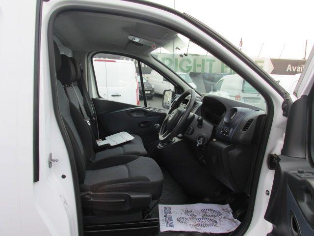 2014 Vauxhall Vivaro 2900 Cdti 5DR (142D19373) Image 12