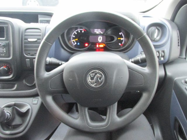 2014 Vauxhall Vivaro 2900 Cdti 5DR (142D19373) Image 14