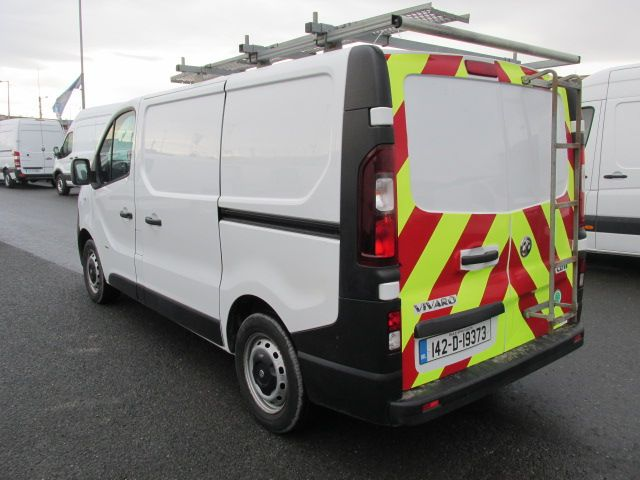 2014 Vauxhall Vivaro 2900 Cdti 5DR (142D19373) Image 7