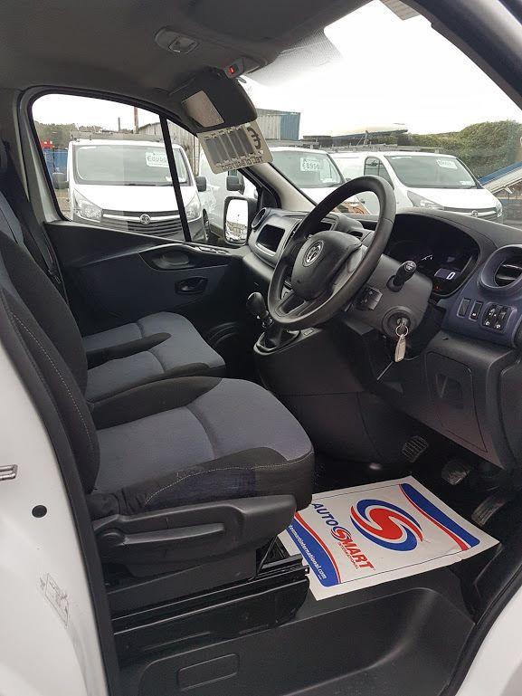 2014 Vauxhall Vivaro 2900 L1H1 CDTI P/V (142D19378) Image 6