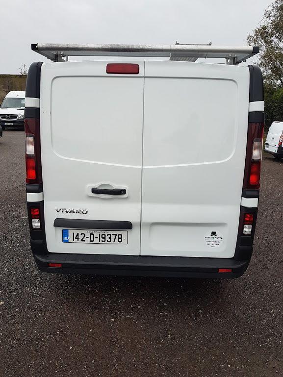2014 Vauxhall Vivaro 2900 L1H1 CDTI P/V (142D19378) Image 9
