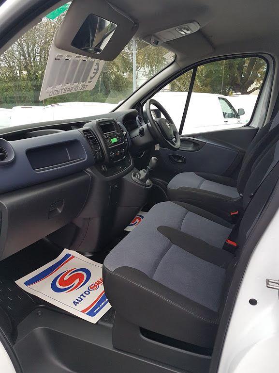 2014 Vauxhall Vivaro 2900 L1H1 CDTI P/V (142D19378) Image 14