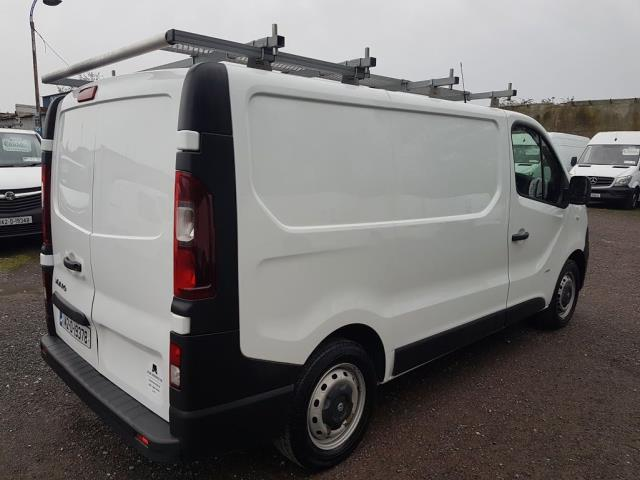 2014 Vauxhall Vivaro 2900 L1H1 CDTI P/V (142D19378) Image 8