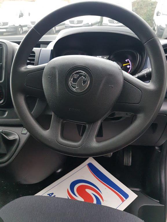 2014 Vauxhall Vivaro 2900 L1H1 CDTI P/V (142D19378) Image 4