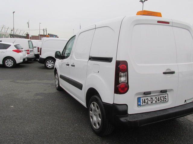 2014 Peugeot Partner HDI S L1 850 (142D24535) Image 5