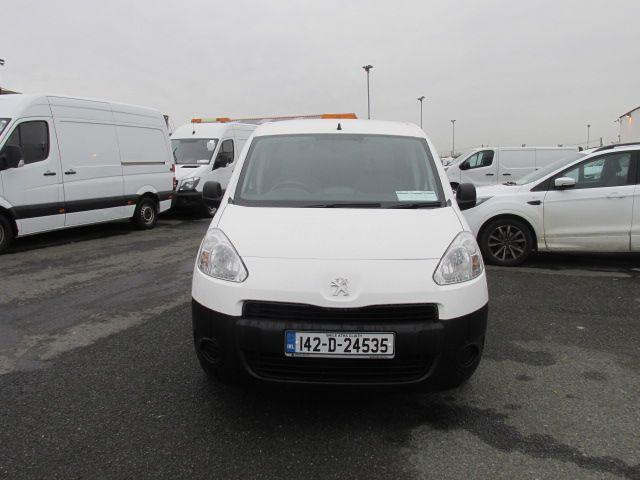 2014 Peugeot Partner HDI S L1 850 (142D24535) Image 8