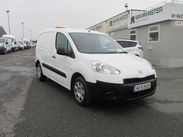 2014 Peugeot Partner HDI S L1 850 (142D24535) Image 1