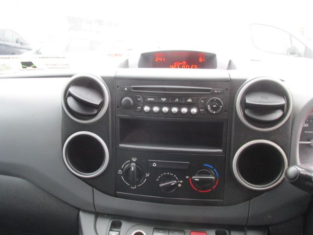 2014 Peugeot Partner HDI S L1 850 (142D24535) Image 15