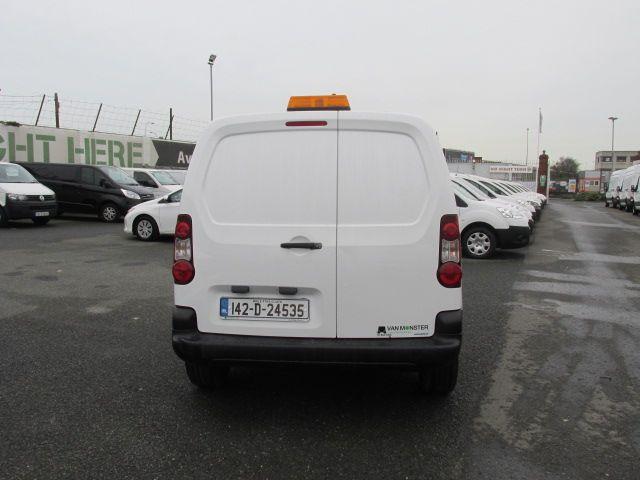 2014 Peugeot Partner HDI S L1 850 (142D24535) Image 4