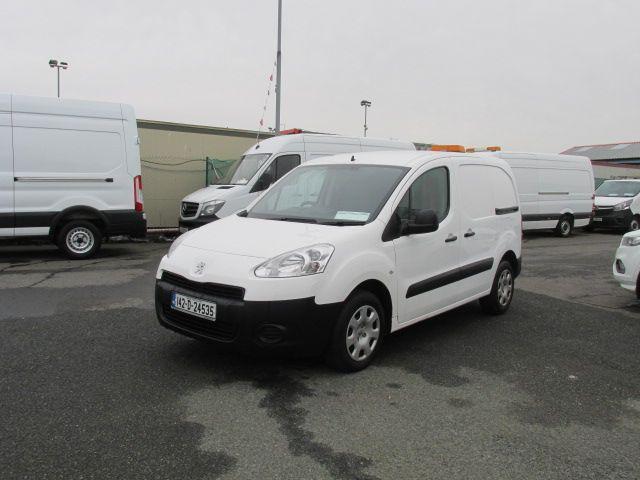 2014 Peugeot Partner HDI S L1 850 (142D24535) Image 7
