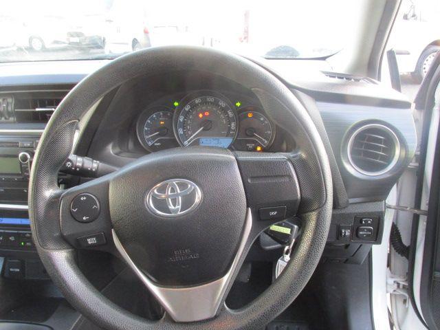 2014 Toyota Auris 1.4D4D Terra VAN 4DR (142D8022) Image 13