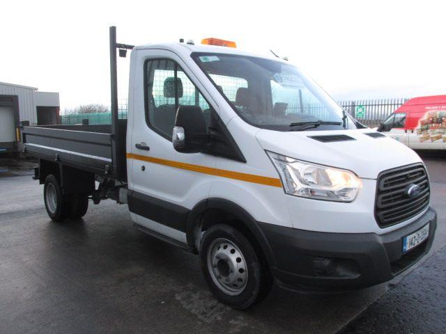 2014 Ford Transit 350 C/C DRW (142D13514)