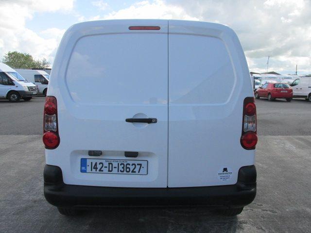 2014 Peugeot Partner HDI S L1 850 (142D13627) Image 5