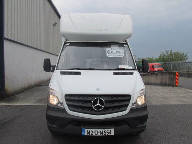2014 Mercedes Sprinter 313 CDI (142D14564) Image 2