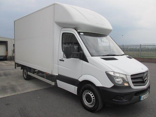 2014 Mercedes Sprinter 313 CDI (142D14564) Image 1