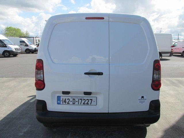 2014 Peugeot Partner HDI S L1 850 (142D17227) Image 5
