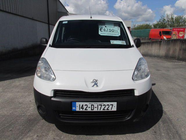 2014 Peugeot Partner HDI S L1 850 (142D17227) Image 2