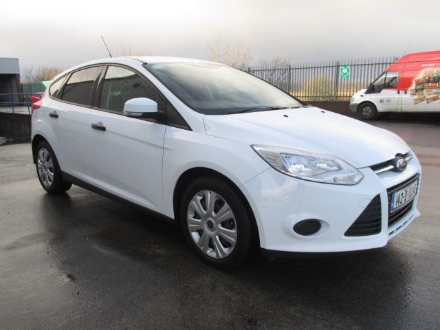 2014 Ford Focus 1.6TDCI 95PS VAN 4DR (142D18243)