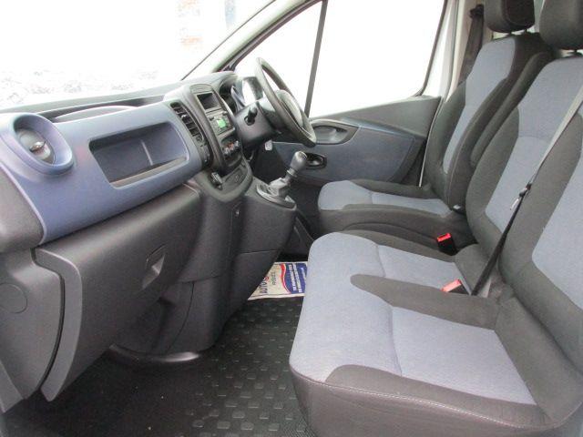 2014 Vauxhall Vivaro 2900 L1H1 CDTI P/V (142D19255) Image 9