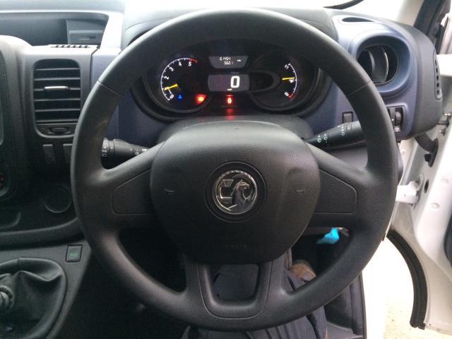 2014 Vauxhall Vivaro 2900 L1H1 CDTI P/V (142D19280) Image 12