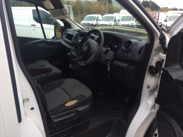2014 Vauxhall Vivaro 2900 L1H1 CDTI P/V (142D19280) Image 11