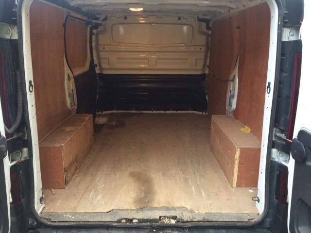 2014 Vauxhall Vivaro 2900 L1H1 CDTI P/V (142D19280) Image 9