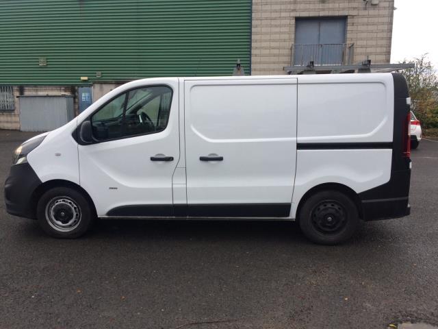 2014 Vauxhall Vivaro 2900 L1H1 CDTI P/V (142D19280) Image 8