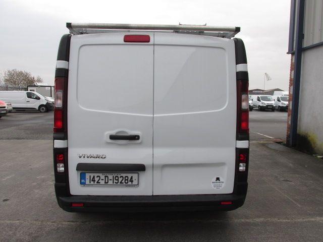 2014 Vauxhall Vivaro 2900 L1H1 CDTI P/V (142D19284) Image 5