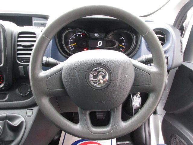 2014 Vauxhall Vivaro 2900 L1H1 CDTI P/V (142D19284) Image 14