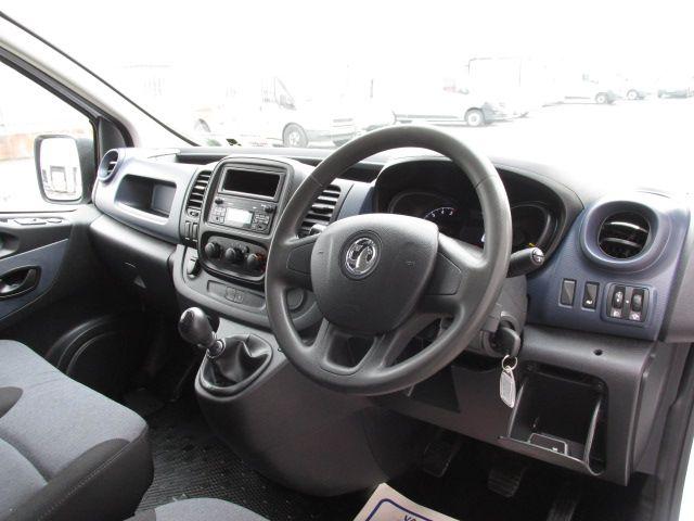 2014 Vauxhall Vivaro 2900 L1H1 CDTI P/V (142D19284) Image 10